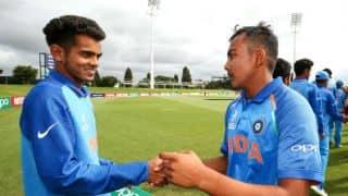 Prithvi Shaw, Kamlesh Nagarkoti, Shubman Gill, Shivam Mavi ready for India A level, opines U-19 fielding coach
