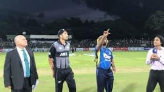 3rd T20I: Danushka Gunathilaka, Lahiru Madushanka picked as Sri Lanka elect to bat