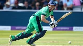 Ireland's Niall O'Brien announces international retirement