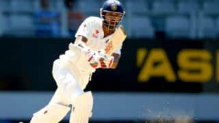 Shikhar Dhawan scores 2nd Test ton; leads India's chase of 407