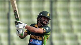 Alam: It is an honour to represent Pakistan