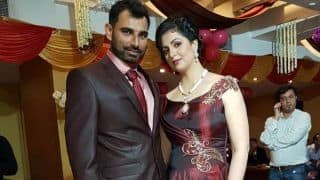 Mohammed Shami terms wife's allegation of infidelity as conspiracy