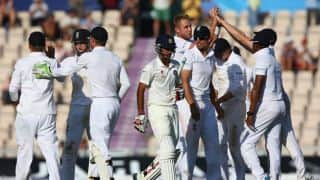 India vs England 3rd Test: MS Dhoni fights as England continue to make dents