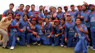 Afghanistan thrash Zimbabwe by 106 runs in series decider; maintain unbeaten record
