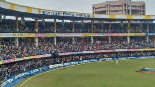 Thank you, BCCI, for Test cricket in Indore