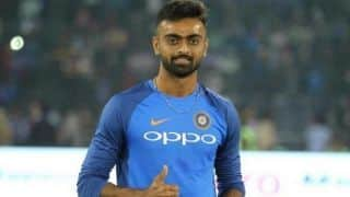 Happy and proud how Saurashtra fought in the Ranji Trophy final: Jaydev Unadkat