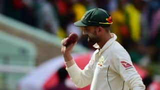 Bangladesh vs Australia: Nathan Lion admits Chittagong Test to be the toughest match of career