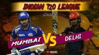 Indian T20 League, Mumbai vs Delhi latest updates: Pant, bowlers set up Delhi's emphatic win over Mumbai