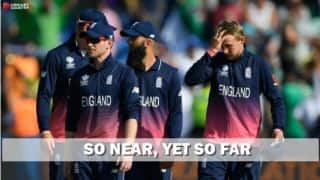 England review and marks out of 10, ICC Champions Trophy 2017: One bad day quashes England's dreams in an otherwise successful tournament