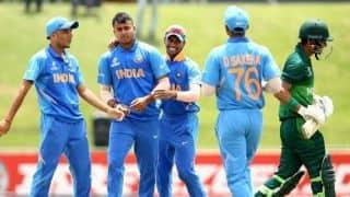 पाकिस्तान को SF में हराने के बाद एमएसके प्रसाद ने अंडर-19 टीम को भेजा खास संदेश