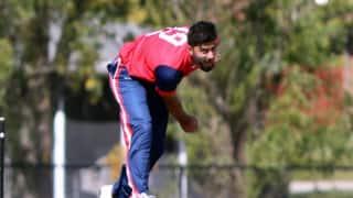 IPL खेलना चाहता है पाकिस्तान में पैदा हुआ अमेरिकी क्रिकेटर