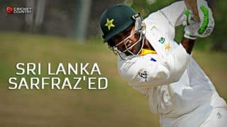 Sri Lanka vs Pakistan 2015, 1st at Galle: Sarfraz Ahmed's aggression catches Sri Lanka off guard