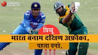 India vs South Africa, 1st ODI, Preview: Probable XI of Hosts and Visitors for Durban tie