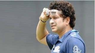 ICC WORLD CUP 2019: Viv Richards phone call helped me come out of retirement; Says Sachin Tendulkar