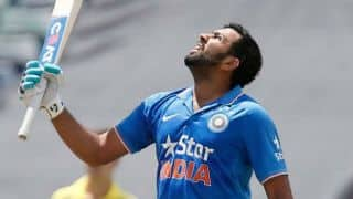 Rohit Sharma: I am my only competition