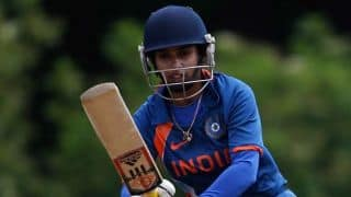 Indian eves crush Sri Lankan counterparts by seven wickets in 1st ODI