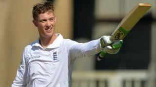 Keaton Jennings announced as Durham captain for 50-over competition