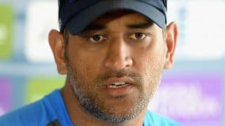 England tour will be a tough competition for India: MS Dhoni
