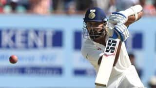 IND vs ENG: Pretty good Rajkot wicket, but on slower side, says Vijay