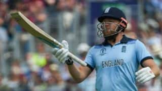 World Cup 2019: No dousing the fire in Jonny Bairstow's belly