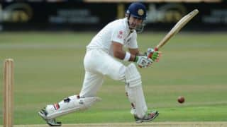 Should Gambhir be selected for IND-NZ Test series?