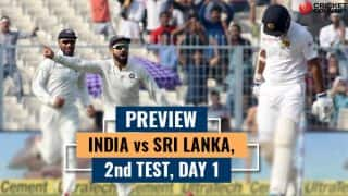 India vs Sri Lanka 2017-18, 2nd Test, preview and likely XIs: Green surface await teams in Nagpur