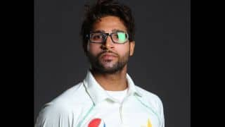 Imam-ul-Haq stands steady in first session for Pakistan against Kent