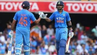 Our batsmen are prepared to combat Australia's bounce: Rohit Sharma