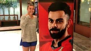 कोहली के काउंटी ना खेलने पर टूटा महिला क्रिकेटर का दिल, ऐसे जताया दुख