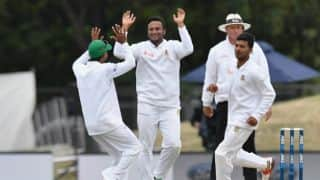NZ vs BAN, 2nd Test, Day 2 report: Shakib's 3-for keeps Test equally poised