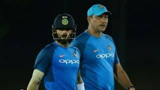 Shastri: Kohli needs rest, he is not a machine