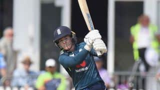 1st T20I: Beaumont, Knight take England women to 160/4 against India