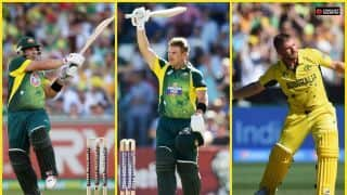 Aaron Finch's 100th ODI: His five best innings