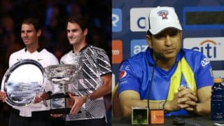 Sachin Tendulkar: Roger Federer, Rafael Nadal show why they remain a force in world tennis