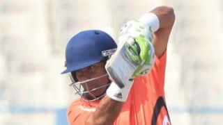 Vijay Hazare Trophy: Chhattisgarh captain Kaif tries to pull out of tie vs Karnataka following umpire row