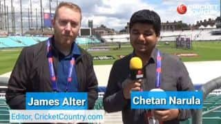 VIDEO: Battle of heavyweights as India face Australia in World Cup
