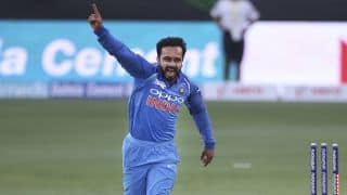 India vs West Indies: Kedar Jadhav in for fourth, fifth ODIs