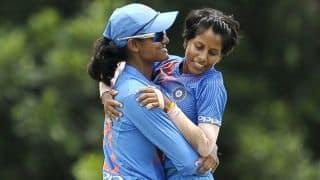 भारतीय महिला टीम ने श्रीलंका को पहले टी-20 में दी मात