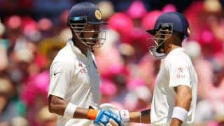 Virat Kohli: We'll keep backing KL Rahul, Murali Vijay
