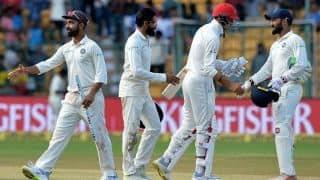 Narendra Modi praises Indian team for showing sportsmanship in Afghanistan's debut Test