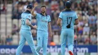 I would opt for Test spot if England split squads; Says Mark Wood