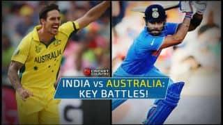 India vs Australia, ICC Cricket World Cup 2015 Semi-Final 2 at Sydney: Virat Kohli vs Mitchell Johnson, Rohit Sharma vs Mitchell Starc, and other Key Battles