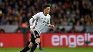 Mesut Ozil announced as Laureus Sport for Good Ambassador