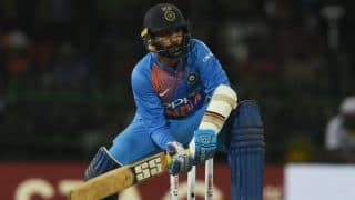 Dinesh Karthik's coach Apurva Desai not surprised with his power hitting