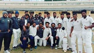 Ranji Trophy 2018-19: Sachin Baby credits team unity for Kerala's second successive big season