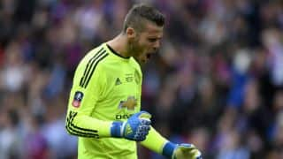 David de Gea ruled out of Euro 2016 over rape charges: Reports