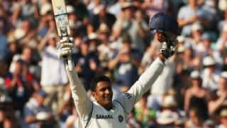 Eight of India's finest Test performances against England at The Oval