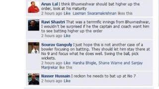 Bhuvneshwar trolled by Irfan Pathan