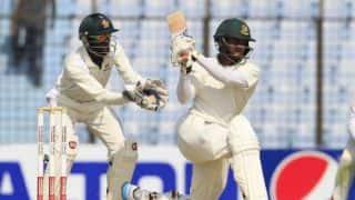 Live Cricket Score Bangladesh vs Zimbabwe, 3rd Test at Chittagong, Day 3: Bangladesh 23/0 at stumps
