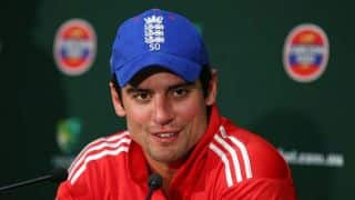 Alastair Cook positive about partnership with Peter Moores